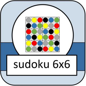 sudoku 6x6 2