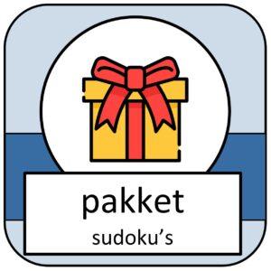 sudoku's