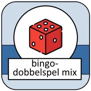 bingo-dobbelspel mix