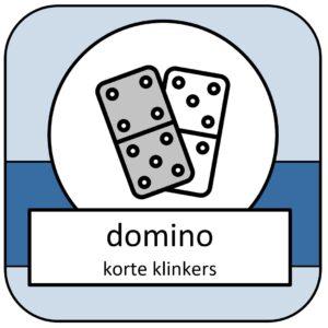 korte klinkers domino